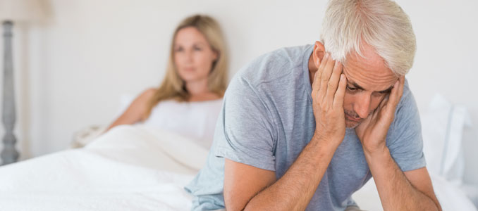Erectile Dysfunction Could Be Fixed Through This Long-Term Testosterone Therapy