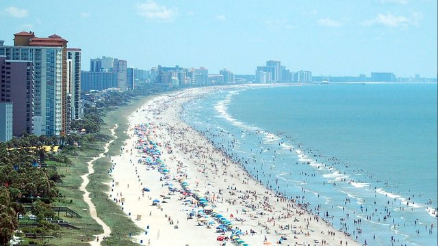 Flesh Eating Bacteria At Myrtle Beach