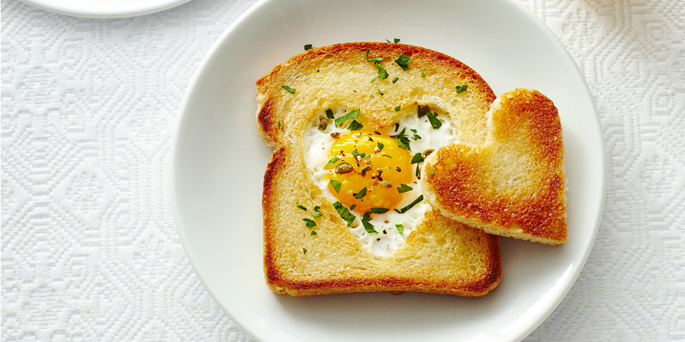 Here's What You Should Eat For A Healthier Breakfast