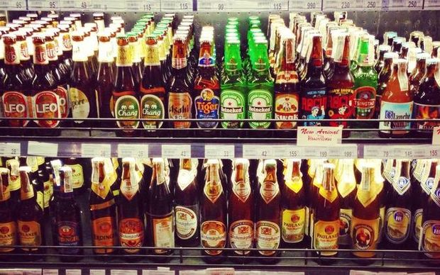 This Is Why Wine And Beer Were Banned From New Zealand's Supermarkets