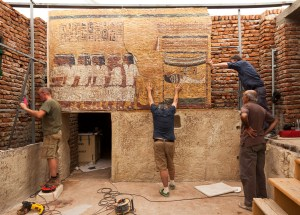 An Egyptian archaeological treasure was discovered in the Valley of the Kings