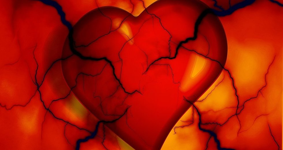 Broken Hearts Lead To Heart Tissue Damage, Study Says