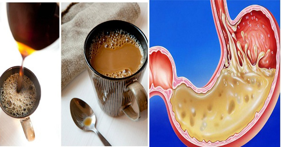Drinking Coffee On An Empty Stomach Has Serious Side-Effects