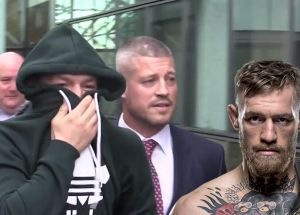 Conor McGregor Responds to Alleged Gangster Threats