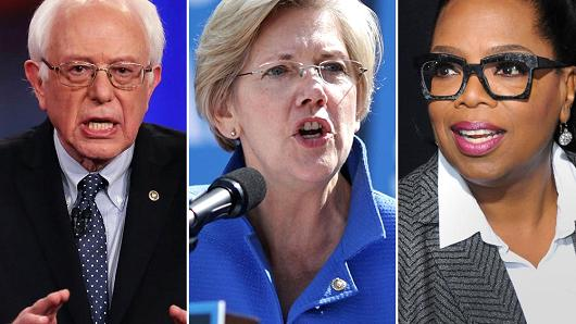 Who Are Going to Be the Presidential Candidates in 2020?