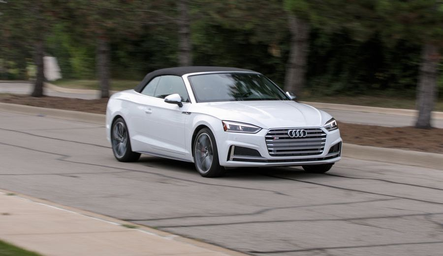2018 Audi S5 – Pros And Cons