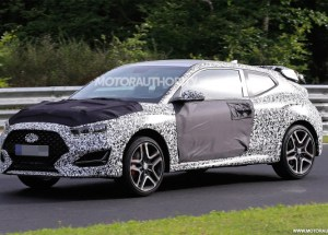 Hyundai Veloster's Cabin Design Leaked With Amazing Exterior