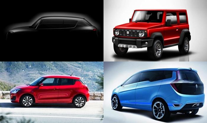Maruti Suzuki Will Introduce a Micro-SUV Concept at Auto Expo