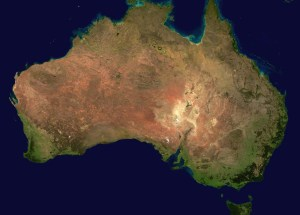 Australia Was Once A Part Of North American Continent, A New Study Reveals