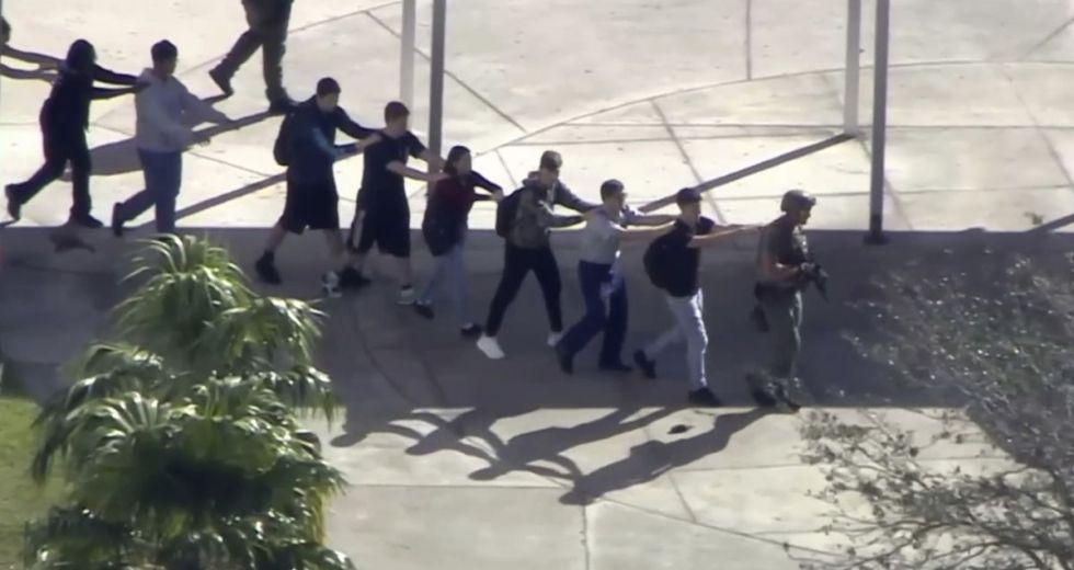 Florida School Shooting – A Gunman Killed 17