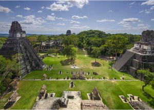 A New Mayan Megalopolis Has Been Discovered In The Guatemalan Jungle