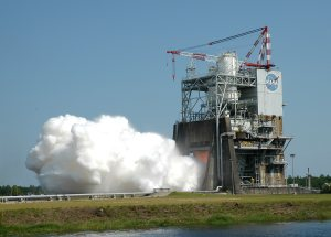 Deep-Space NASA Rocket Engines: The Most Powerful Test Firing