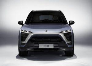 Nio ES8 – A New Electric SUV