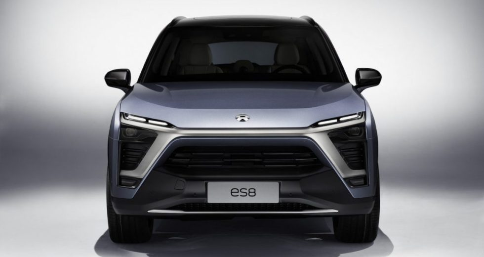Nio ES8 – A New Electric SUV