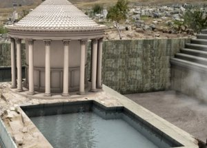 """The Ancient Roman """"Gate To Hell"""" Killed Sacrifice Animals But Not The Priests"""
