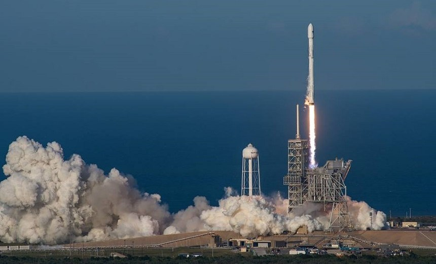 Did You Miss Today The Live SpaceX Falcon 9 Launch? Don't