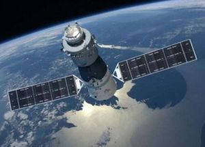 The First Chinese Space Lab Will Fall On Earth This Month