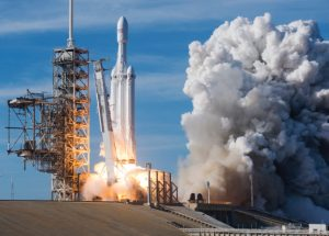 New SpaceX Video Dramatically Reviews The Falcon Heavy Launch