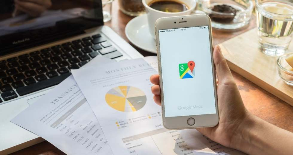 Google Maps Routes Accessible for Wheelchair Users