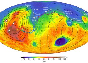 Mars Had Vast Oceans Extending Over Several Kilometers, According To The Scientists At UC Berkeley