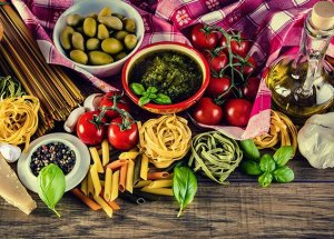 The Mediterranean Diet Protects Postmenopausal Women From Osteoporosis