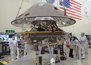 NASA's InSight Spacecraft is Going to Launch Sometime this May