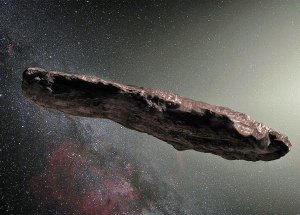 Oumuamua Interstellar Asteroid Could Come From A Binary System, According To The Scientists
