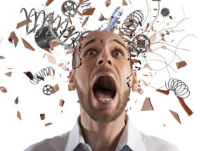 The Stress Is Contagious, A New Study Proves
