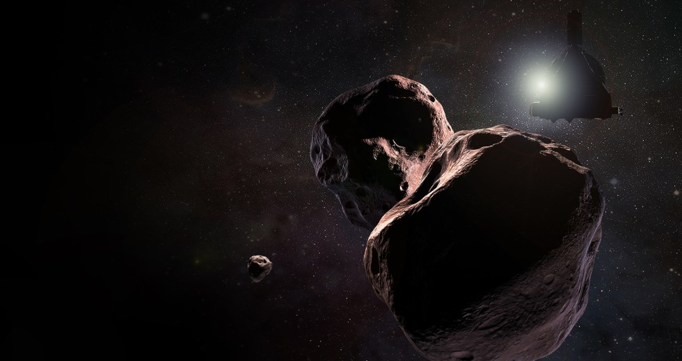 New Horizons' Mysterious Exploring Mission Has A New Target, The Ultima Thule