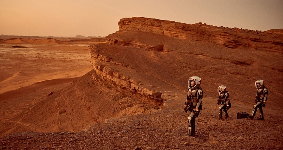 How Would Living On Mars Affect Your Body?