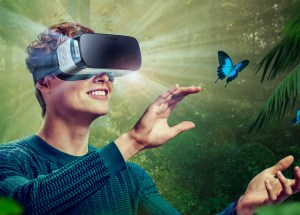 Using Virtual Reality To Reduce Anxiety And Pain Is Not As New As We Might Expect