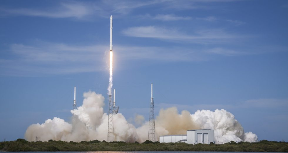 SpaceX Falcon 9 Rocket Launched Yesterday To Replenish The International Space Station Resources