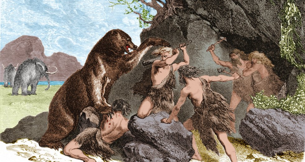 Ancient Humans Caused The Big Mammals' Extinction – The Tendency Continues Nowadays, Unfotunately