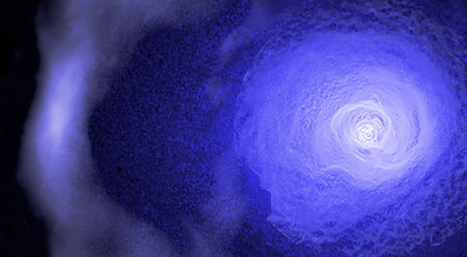 "A Huge Cosmic ""Cold Front"" Formed In The Perseus Galaxies Cluster"