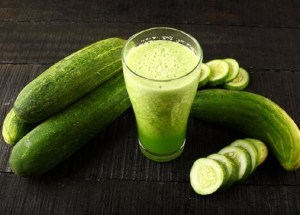 Cucumber Juice Helps In Weight Loss Diets, Circulation, And Memory