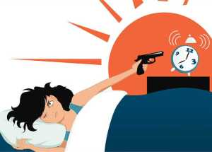 """Late Risers And """"Night Owls"""" Are More Exposed To Premature Death Than Morning Persons"""