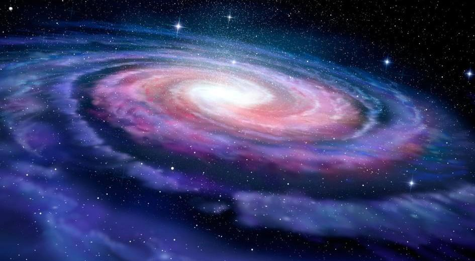 Milky Way Is Expending At A Velocity Of 500 Meters Per Second