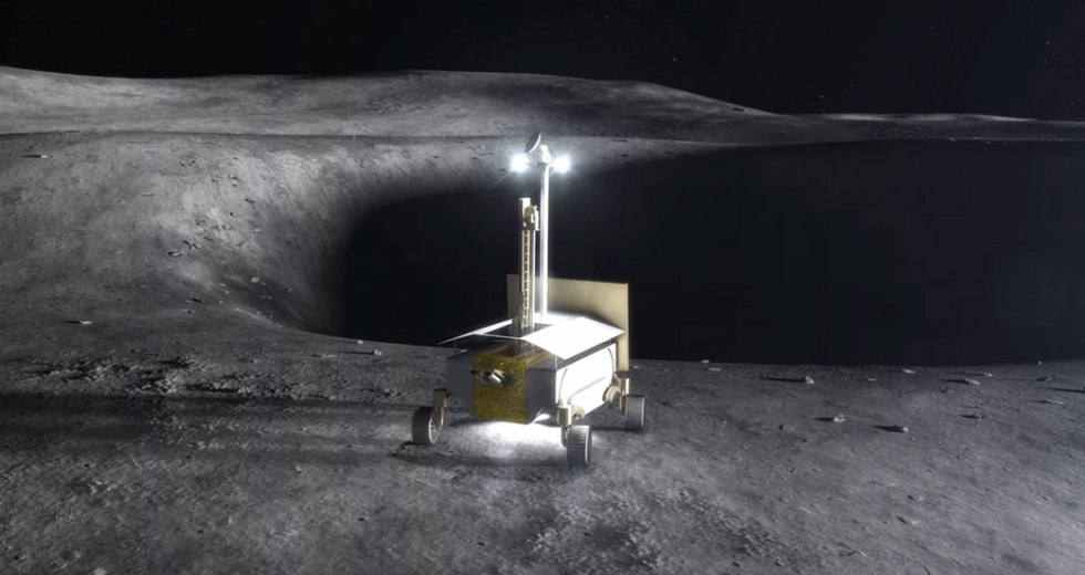 NASA Canceled The Resource Prospector Robotic Vehicle Designed For The Moon's Surface Exploration