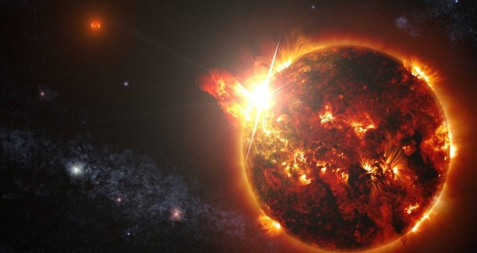 White-Light Superflare, The Strongest Ever Detected, Led To The Discovery Of A New M-Dwarf Star