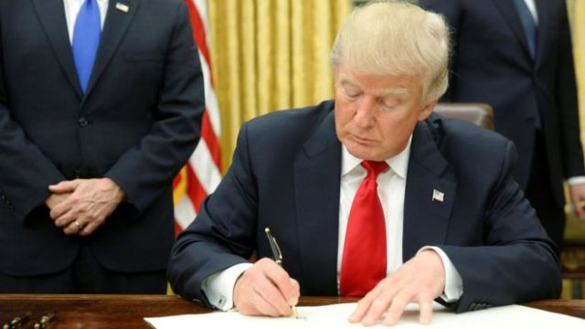 Donald Trump Lifts a Significant Part of COVID-19 Travel Restrictions