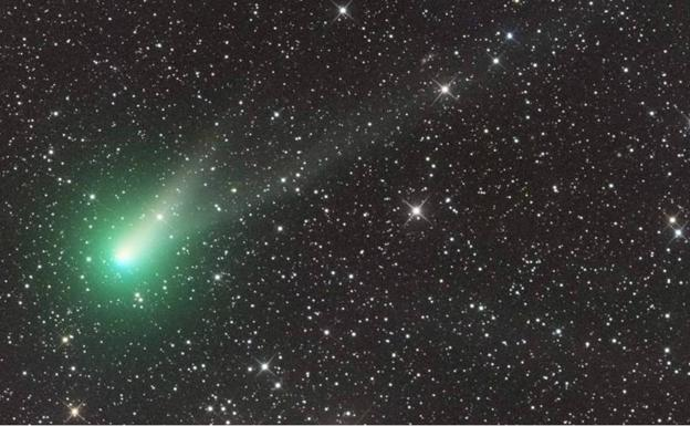 Catalina Comet P/2011 CR42 Is Again Observable From The Calar Alto Observatory And Is Moving Closer To Earth