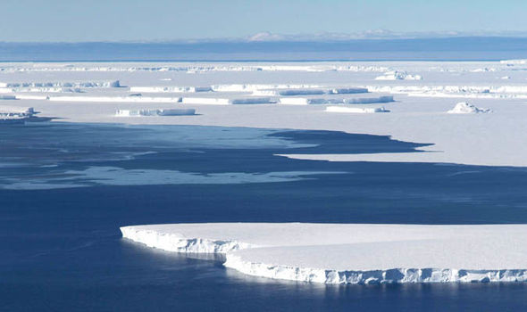Thwaites Glacier Under The Focus Of A Joint US-UK Mission To Accurately Study The Level Of Ice Thawing In Antarctica