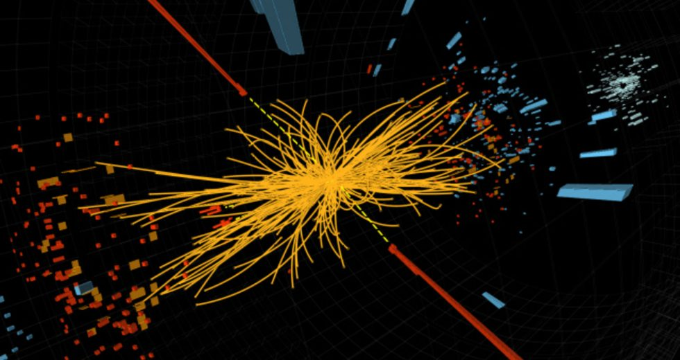 Higgs Boson Observed Again, This Time Alongside A Top Quark And An Antitop Quark