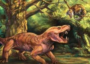 Permian Protomammals Ancient Saber-Toothed Predators Reveal More About Mammals' Evolution