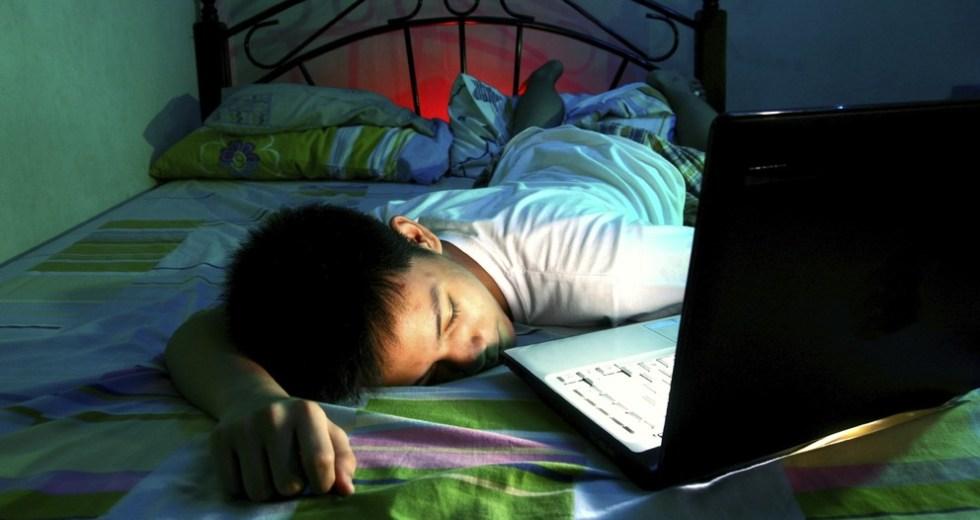 Poor Sleep Exposes To Heart Diseases In Teenagers