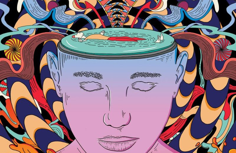 Psychedelic Drugs Improve Neurons Connections, A New Study Revealed