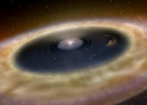 Three Baby Planets Were Found Orbiting A Newborn Star, HD 163296, In The Sagittarius Constellation
