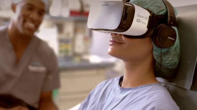 Virtual Reality Used With Success In Reducing Anxiety In Women Scheduled For In Vitro Fertilization Therapy