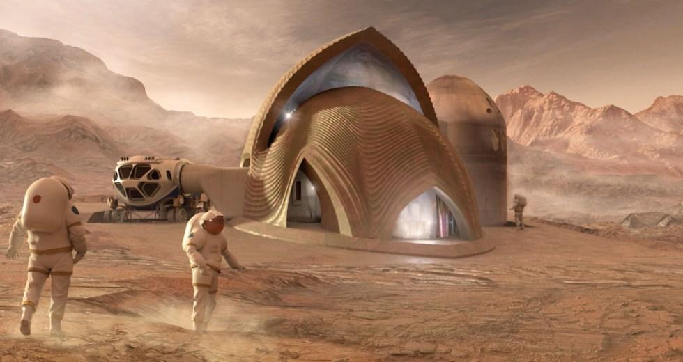 Mars Habitat Model Finalists Selected by NASA
