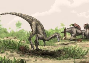 New Dinosaur Discovery in China